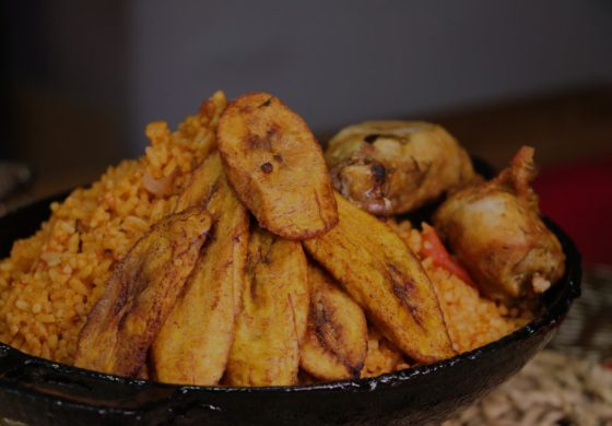 Your Jollof Rice Is Not Complete Without Plantains