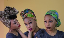 4 Quick And Easy DIY Head Wrap Styles