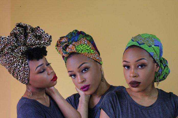 Ankara Head wrap styles