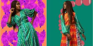 Nigerian Fashion label