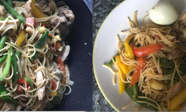 How to Make Spaghetti Stir Fry