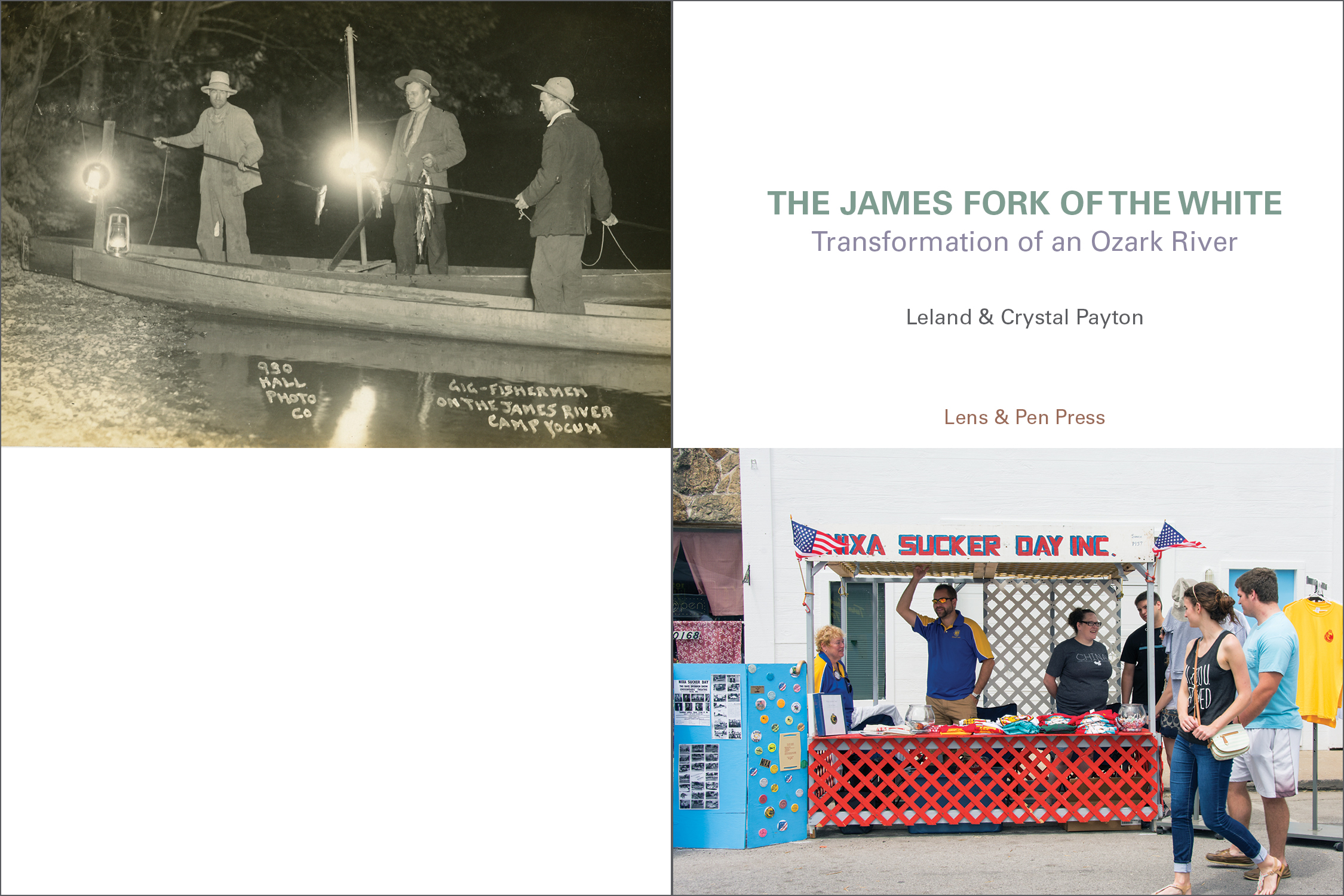James Fork of the White – Lens & Pen Press