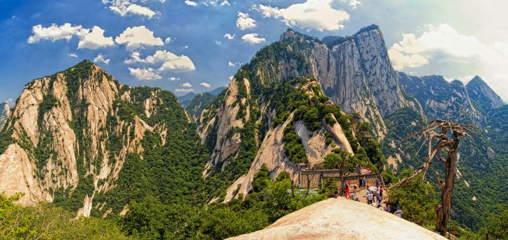 Mount Hua, China