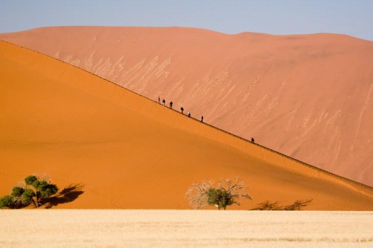 Sossusvlei, Namib Desert, Namibia