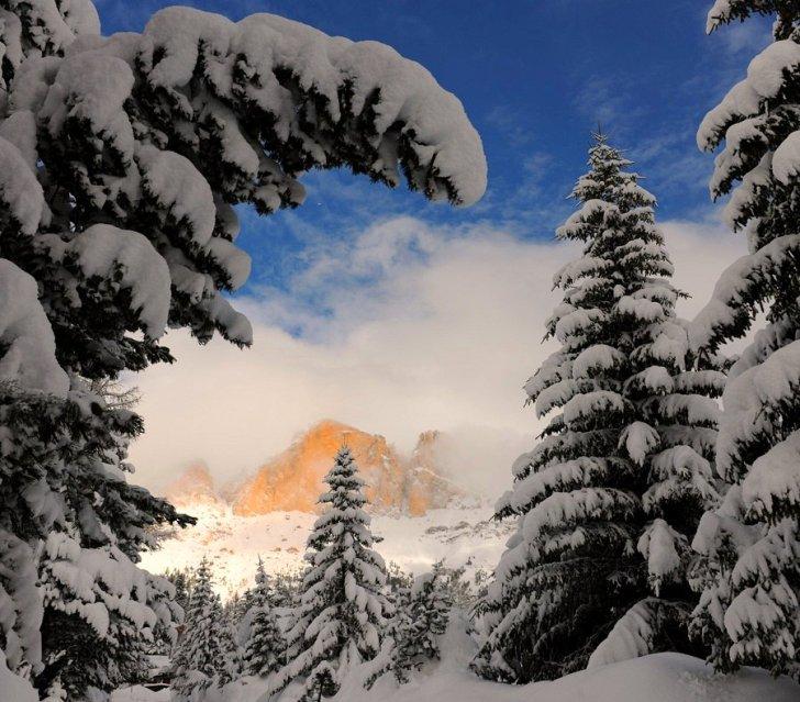 Rosengarten, Dolomites, Italy