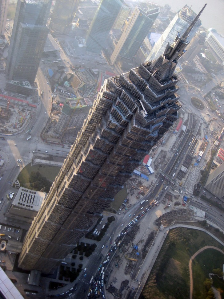 Jin Mao Tower, Shanghai, China