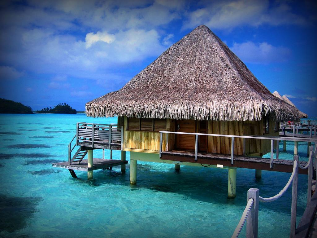 Bora Bora, French Polynesia - Beautiful Places to Visit