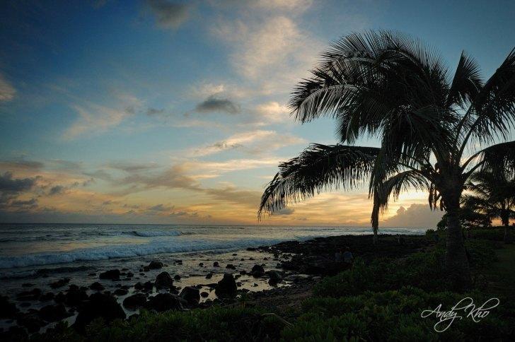 Poipu Beach, Kauai, Hawaii