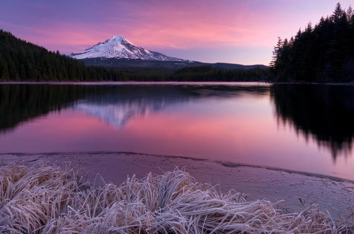 Trillium Lake - Mount Hood, Oregon
