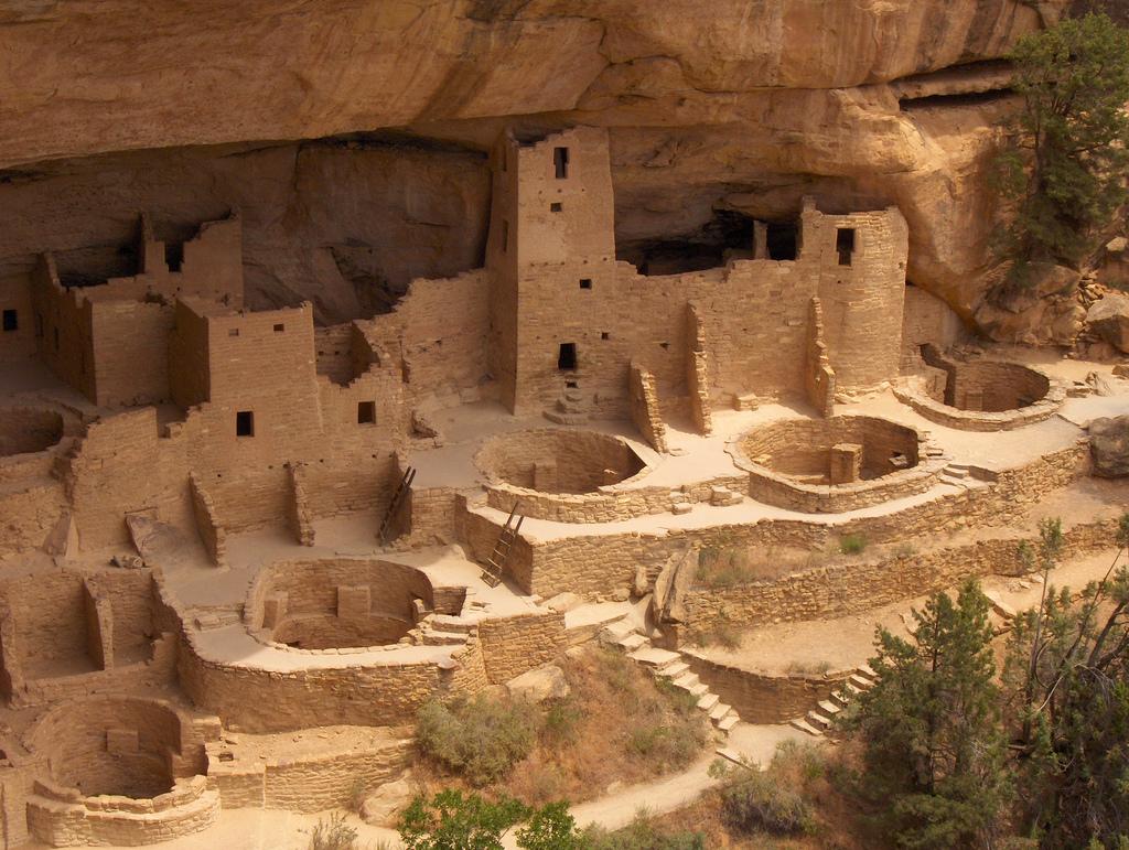 Mesa Verde. Montezuma County, Colorado, United States ... |Cahokia Indians Mesa Verde