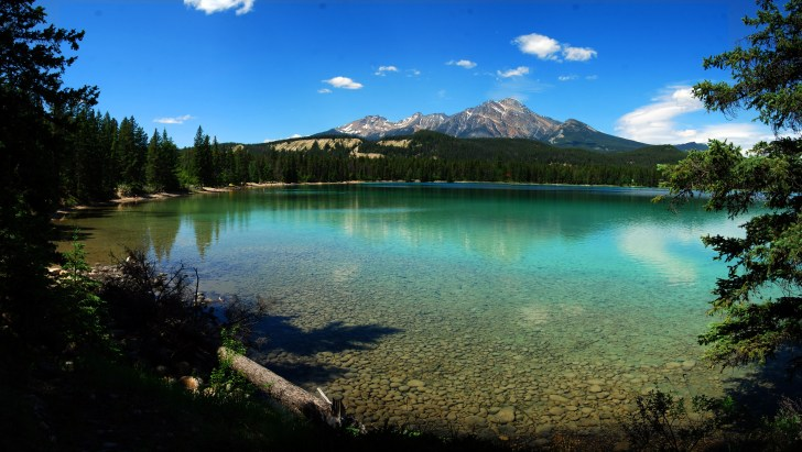 Lake Edith, Jasper National Park