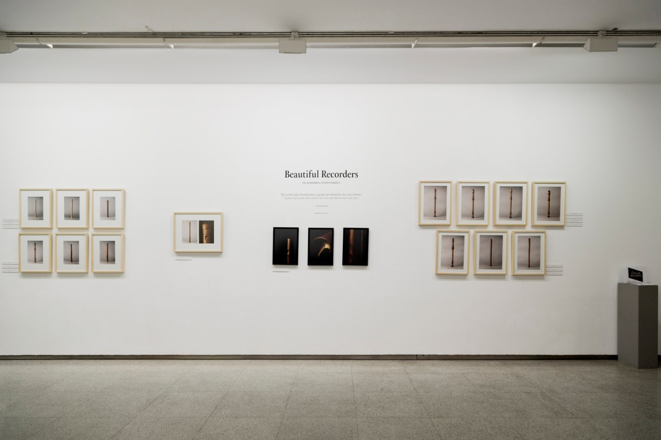 Beautiful Recorders — Photography exhibition