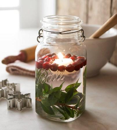 decorating-ideas-by-mason-jars-delightful-candle-mason-jar-decor-with-cute-fabric-ornament-for-christmas-decoration-with-creative-mason-jar-decorating-ideas-decorating-ideas-by-mason-jars-vintage