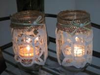 delightful-candle-mason-jar-decor-with-cute-fabric-ornament-for-christmas-decoration-with-creative-mason-jar-decorating-ideas