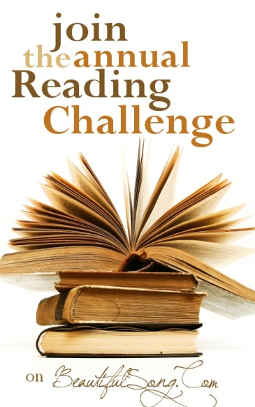 join the reading challenge on beautifulsong.com