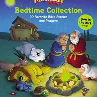 Bedtime Bible Stories My Kids Love