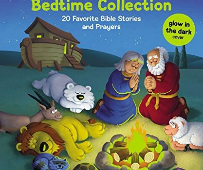 Bedtime Bible Stories My Kids Love