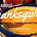6 Things About Thanksgiving