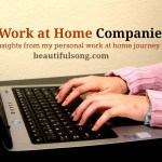 8 Work at Home Companies Reviewed