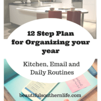 Step 1: Kitchen, Email, Routines