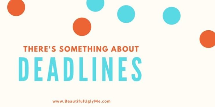 Deadlines Twitter