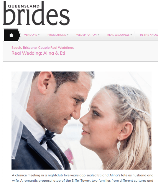 Qld Brides Online Summer 2013