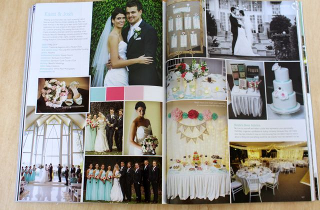 Kassi & Josh - Qld Brides Summer 2014