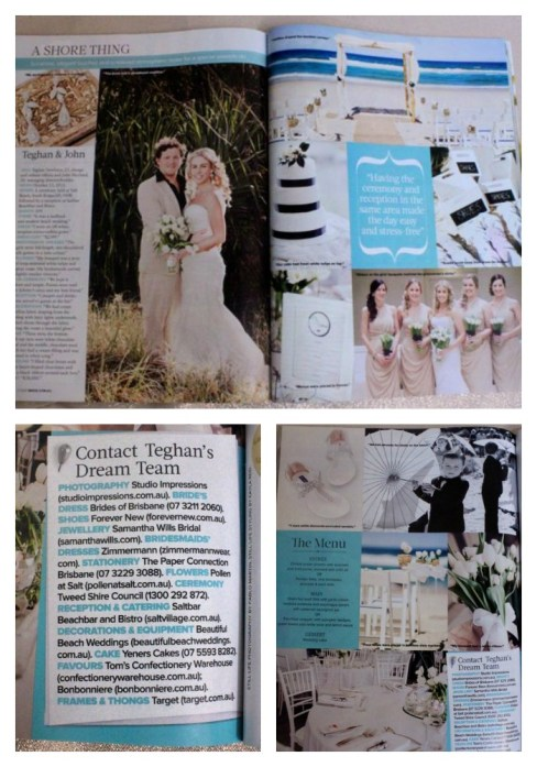 Cosmo Brides Real Weddings 2013