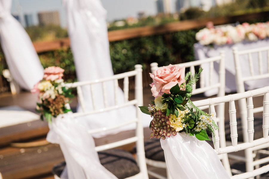 teresa-&-esmond-victoria-park-marquee-deck-arbour-wedding-ceremony-styling-draping-aisle-chair-fresh-flowers-florals