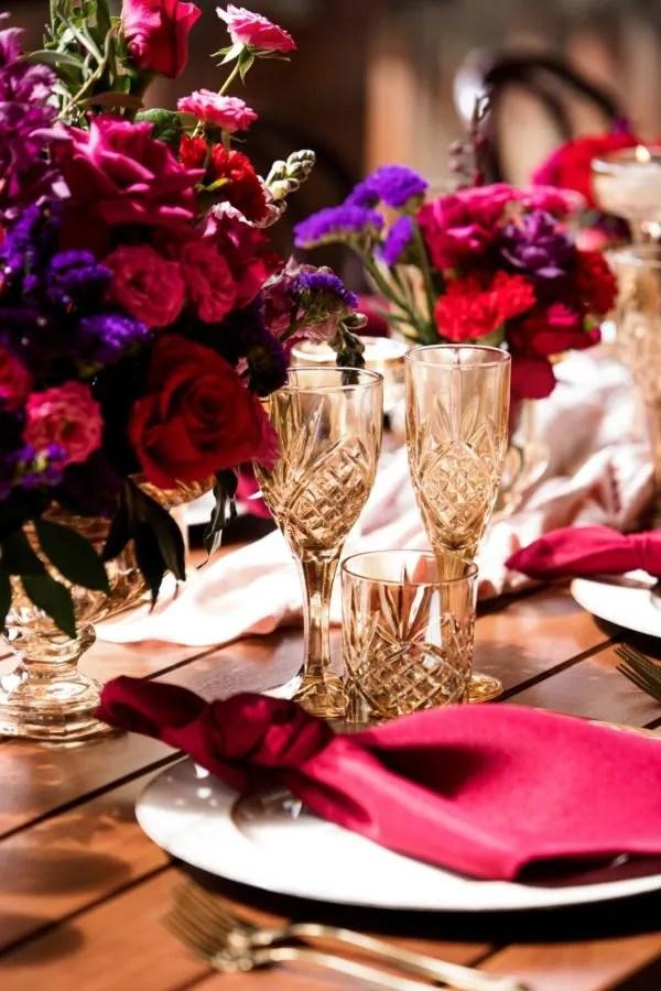 Old Museum Brisbane Wedding Table Setting