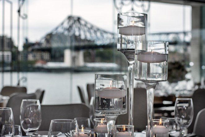 blackbird-wedding-reception-styling-floating-candle-guest-table-centrepiece-brisbane-storey-bridge-view