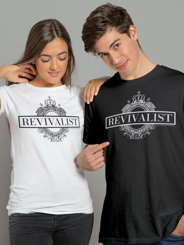 'Revivalist' Unisex Tee