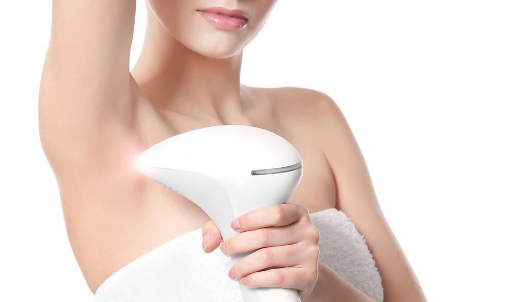 best at home laser hair remover 2018