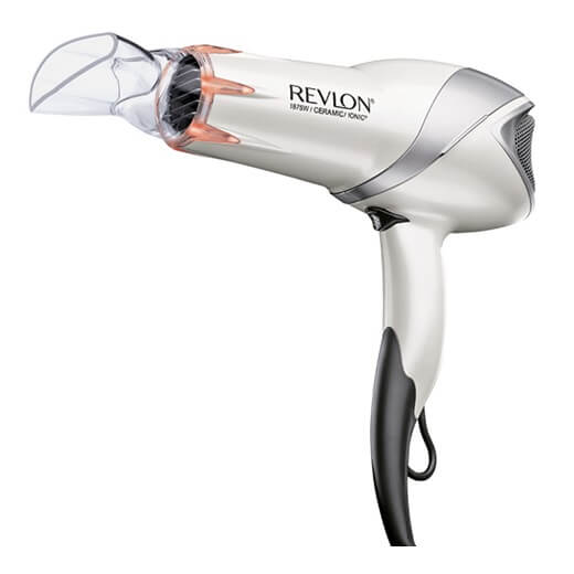 Revlon 1875 Infrared Hair Dryer with Hair Clip