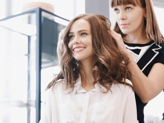 美容師 アイディア