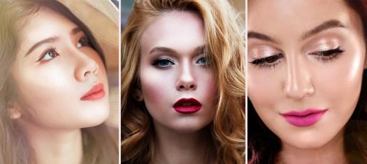 美容ワークショップで紹介されるグローメイク Glowy Makeup