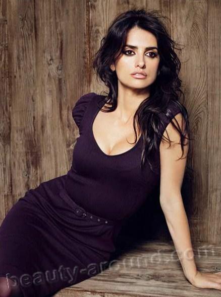 ПPenelopa Cruz Sanchez  beautiful Spanish Hollywood actress photos