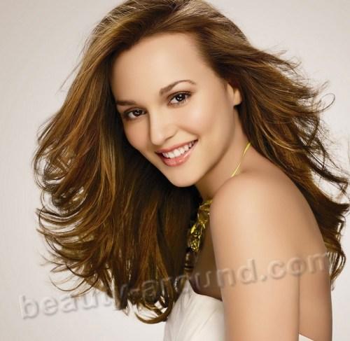 ЛLeighton Marissa Meester beautiful American actress photos