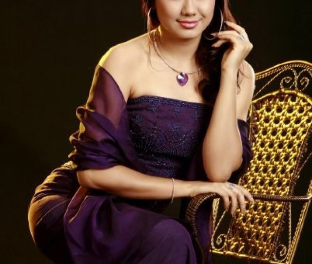 Thinzar Wint Kyaw Myanmar Model