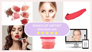 Make Up Artist Grundkurs