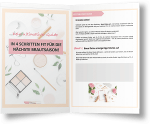 Brautstyling Checkliste