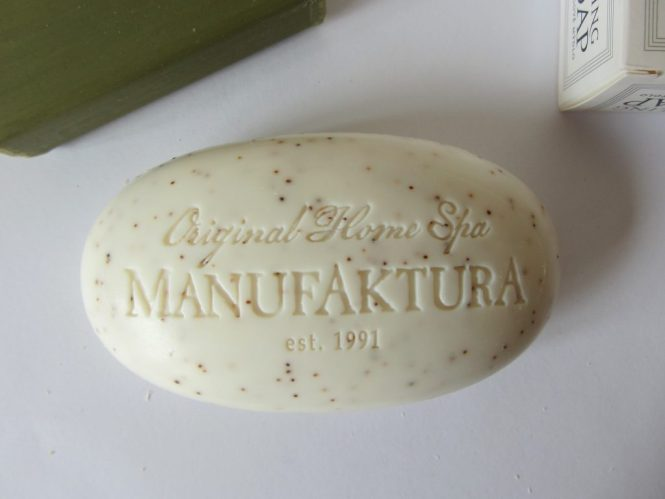 manufaktura peeling soap grapefruit
