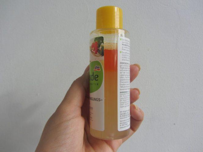 Alverde Q10 Reinigungs-Ol Bio-Gojibeere