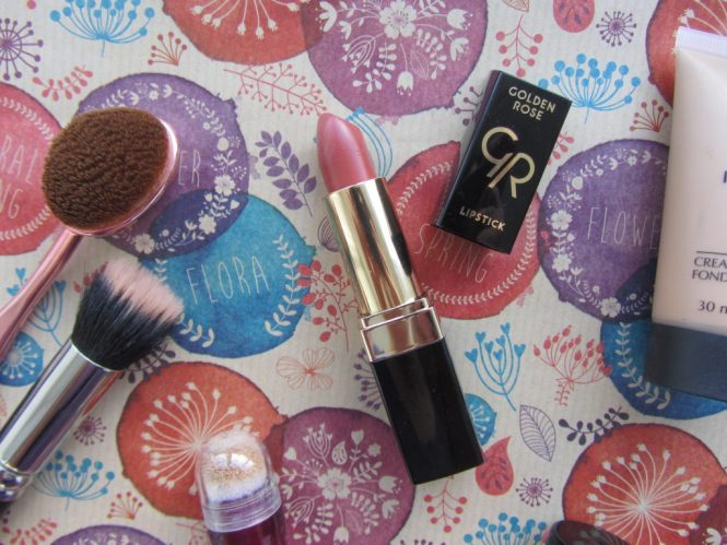 golden rose vit E lipstick 54