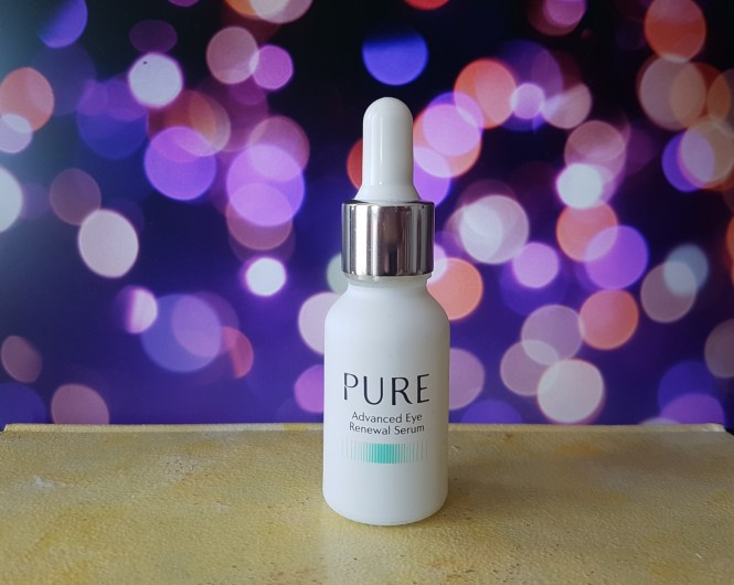 orphica pure eye serum dark circles undereye treatment