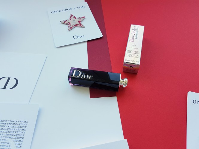 Dior Addict Lacquer Stick 877 Turn me Dior