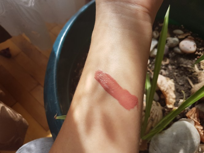 too faced melted chihuahua swatch