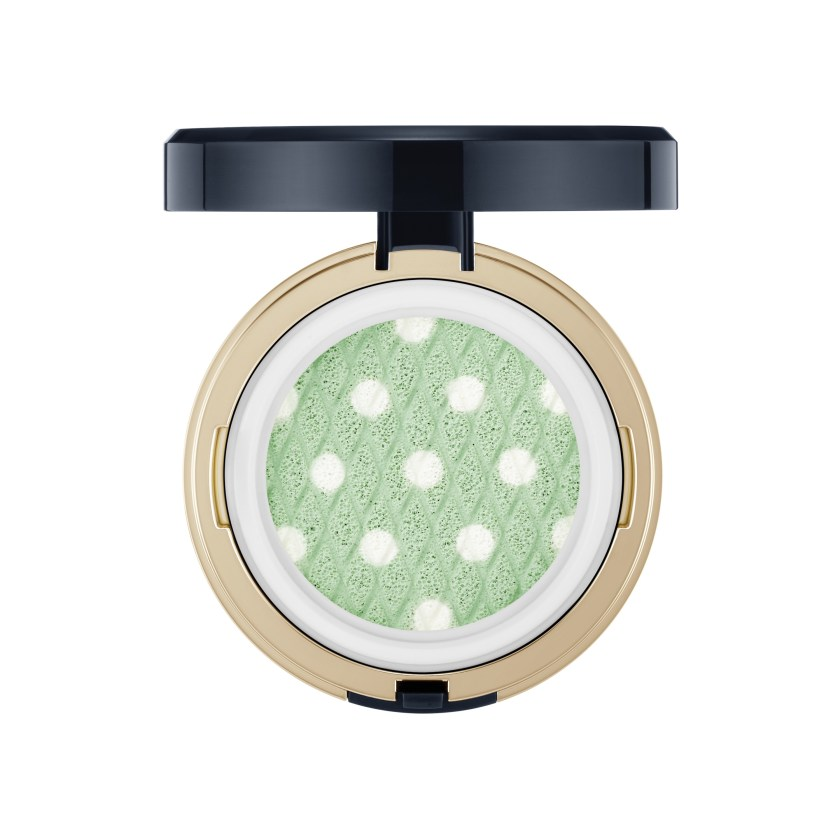 Laneige x YCH Skin Veil Base Dot Cushion SPF 14 PA+ Light Green