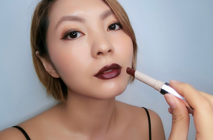 Fenty Beauty Mattemoiselle PMS Swatch