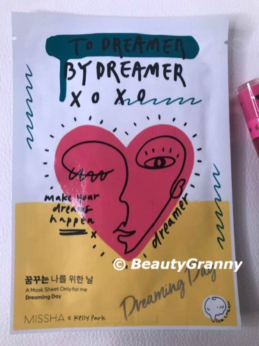 Missha Only for me Dreaming Day Mask отз